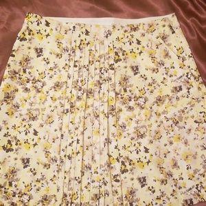 NWOT A-line skirt